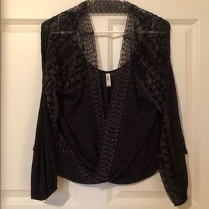 Free People New Romantics Top